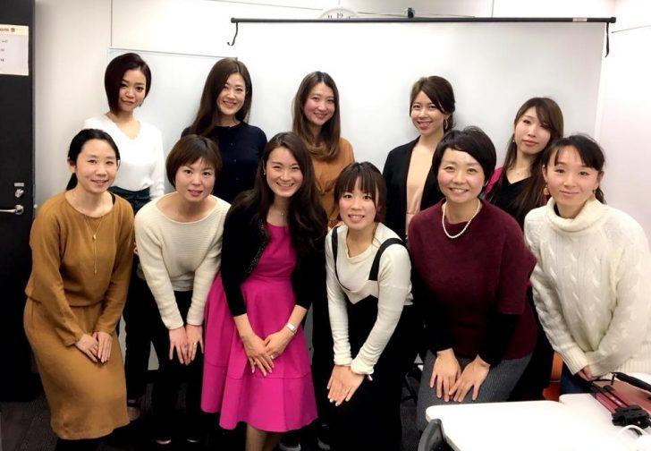 東京でのビジョンマップセミナー参加者10名様と