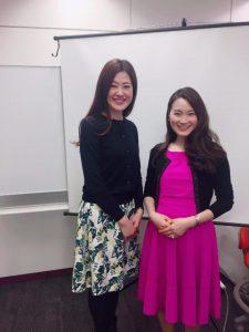 ビジョンマップセミナー@東京に群馬県からご参加下さったM様。