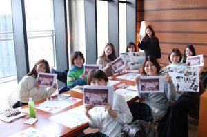 夢を叶えるビジョンマップセミナー@大阪参加者の皆様と