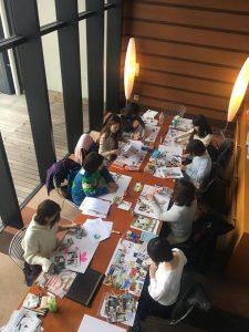 夢を叶えるビジョンマップセミナー@大阪解放感あるセミナールーム