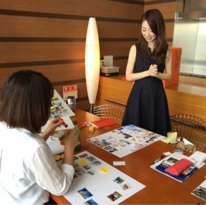 夢を叶えるビジョンマップセミナー@大阪発表風景